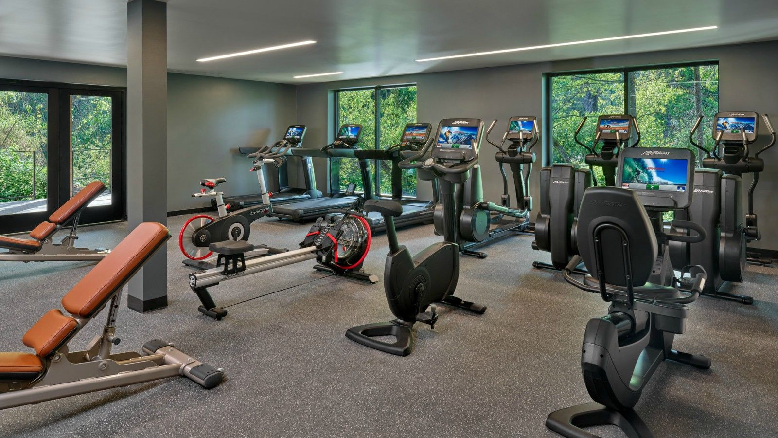 Feature and Amenities at Las Alcobas, A Luxury Collection Hotel, Napa Valley - Fitness Center
