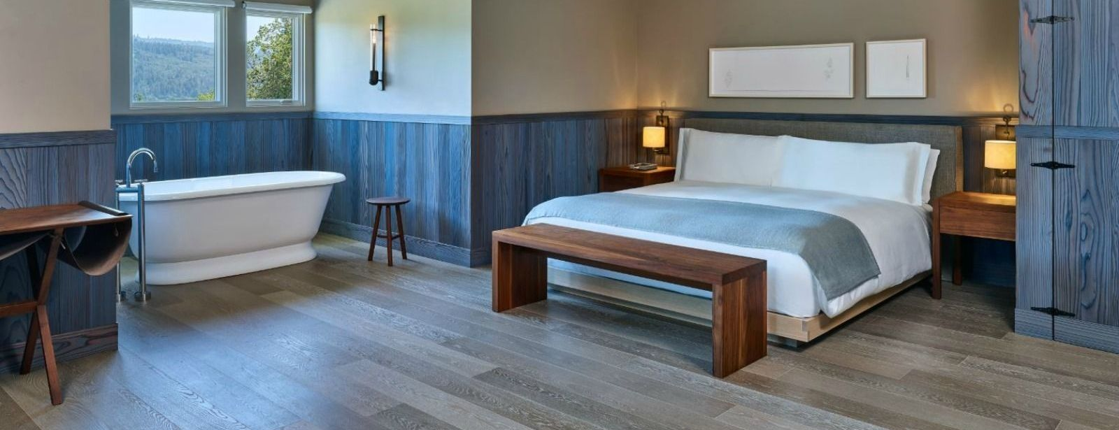 Las Alcobas, a Luxury Collection Hotel, Napa Valley - Deluxe King Acacia
